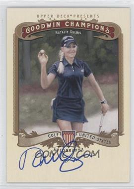 2012 Upper Deck Goodwin Champions - Autographs #A-NG - Natalie Gulbis