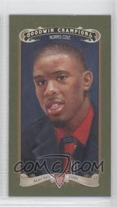 2012 Upper Deck Goodwin Champions - [Base] - Minis Green Lady Luck Back #112 - Norris Cole