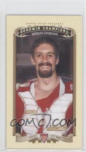 2012 Upper Deck Goodwin Champions - [Base] - Minis #124 - Brendan Shanahan