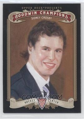 2012 Upper Deck Goodwin Champions - [Base] #49.1 - Sidney Crosby