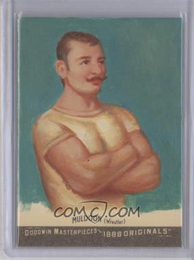 2012 Upper Deck Goodwin Champions - Goodwin Masterpieces 1888 Originals - [Autographed] #GMPS-49 - William Muldoon /10