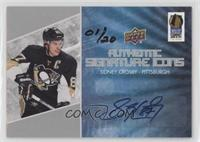 Sidney Crosby #/20