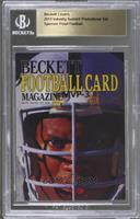 Bo Jackson (Blowout Cards Back) /10 [ENCASED]