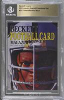 Bo Jackson (Blowout Cards Back) /50 [ENCASED]