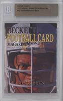 Bo Jackson (Blowout Cards Back) /50 [BGS AUTHENTIC]