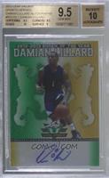 Damian Lillard [BGS9.5GEMMINT]