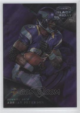 2013 Panini Black Friday - [Base] - Lava Flow #13 - Adrian Peterson