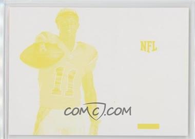 2013 Panini Black Friday - Breast Cancer Awareness Relics - Progressions Yellow #BCA15 - Tavon Austin