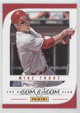 2013 Panini Father's Day - [Base] #3 - Mike Trout