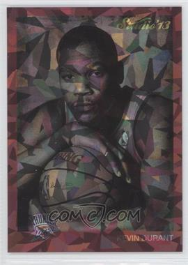 2013 Panini Father's Day - Studio - Cracked Ice #21 - Kevin Durant