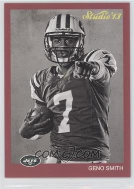 2013 Panini Father's Day - Studio #24 - Geno Smith