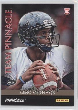 2013 Panini Father's Day - Team Pinnacle #13 - Geno Smith, Matt Barkley
