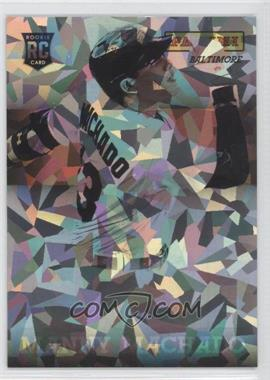 2013 Panini National Convention - [Base] - Cracked Ice #40 - Manny Machado /25