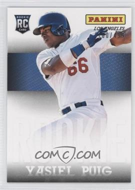 2013 Panini National Convention - [Base] #42 - Yasiel Puig /499