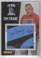 Tim Franz #/10