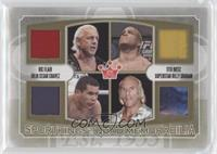 Ric Flair, Tito Ortiz, Julio Cesar Chavez, Billy Graham