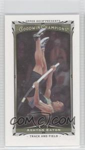 2013 Upper Deck Goodwin Champions - [Base] - Canvas Minis #68 - Ashton Eaton