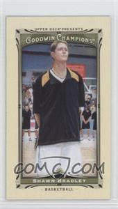 2013 Upper Deck Goodwin Champions - [Base] - Mini #15 - Shawn Bradley