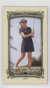2013 Upper Deck Goodwin Champions - [Base] - Mini #16 - Natalie Gulbis