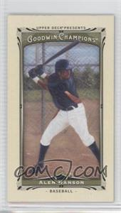 2013 Upper Deck Goodwin Champions - [Base] - Mini #225 - Alen Hanson