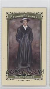 2013 Upper Deck Goodwin Champions - [Base] - Mini #53 - Walt Frazier