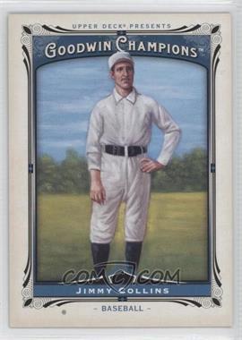 2013 Upper Deck Goodwin Champions - [Base] #170 - Jimmy Collins