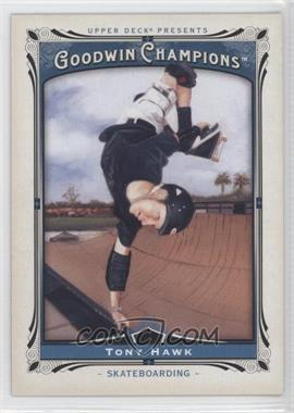 2013 Upper Deck Goodwin Champions - [Base] #187 - Tony Hawk