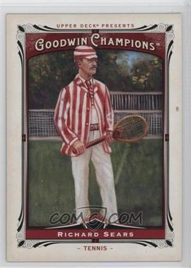 2013 Upper Deck Goodwin Champions - [Base] #201 - Richard Sears