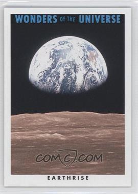 2013 Upper Deck Goodwin Champions - Wonders of the Universe #WT-17 - Earthrise