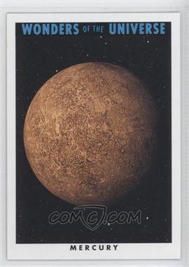 2013 Upper Deck Goodwin Champions - Wonders of the Universe #WT-2 - Mercury