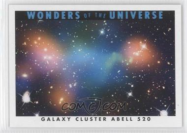 2013 Upper Deck Goodwin Champions - Wonders of the Universe #WT-40 - Galaxy Cluster Abell 520