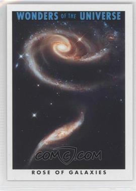 2013 Upper Deck Goodwin Champions - Wonders of the Universe #WT-41 - Rose of Galaxies