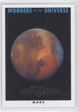 2013 Upper Deck Goodwin Champions - Wonders of the Universe #WT-5 - Mars
