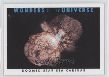 2013 Upper Deck Goodwin Champions - Wonders of the Universe #WT-50 - Doomed Star Eta Carinae