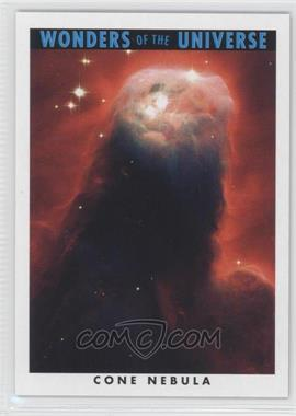 2013 Upper Deck Goodwin Champions - Wonders of the Universe #WT-54 - Cone Nebula