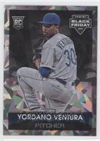 Yordano Ventura /25