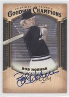 Bob Horner