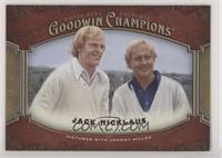 Jack Nicklaus (Pictured with Johnny Miller)
