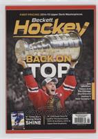 Jonathan Toews (Steel City Collectibles Back Non-Numbered)