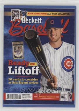 2015 Beckett Covers National Convention Base Krbr1 Kris
