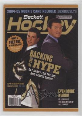 2015 Beckett Covers Toronto Fall Expo - [Base] #JECM - Jack Eichel, Connor McDavid/Sidney Crosby, Mario Lemieux [Good to VG‑EX]