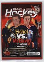 Jack Eichel, Connor McDavid/Sidney Crosby, Mario Lemieux