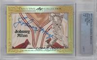 Johnny Mize [CutSignature] #/1