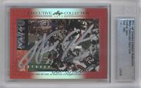Walter Payton, John David Crow /1 [Cut Signature]