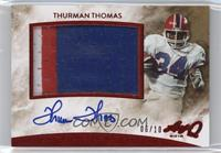Thurman Thomas /10