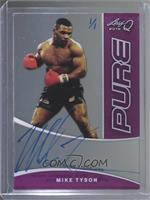 Mike Tyson [Noted] #/1