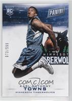 Karl-Anthony Towns /599