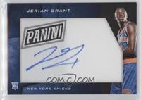 Jerian Grant