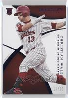 Rookie - Christian Walker [Noted] #/10
