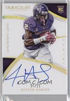 Rookie Autographs - Justin Hardy /25